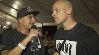 Paluch - wywiad na Polish Hip Hop TV Festiwalu w Płocku