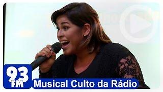 Michelle Nascimento - Musical Culto da Rádio - Adorador de Verdade