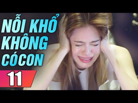 Nỗi Khổ Không Có Con Tập 11   Phim Tình Cảm Thái Lan Mới Hay Nhất Lồng Tiếng