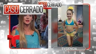 Twerking For Girls On The Internet | Caso Cerrado | Telemundo English