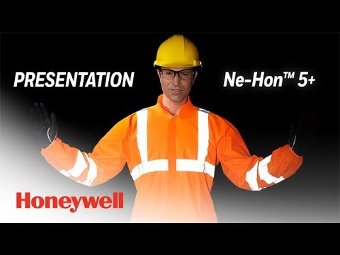 Ne-Hon™ 5+ Combinaison à usage unique Haute Visibilité | Honeywell Safety