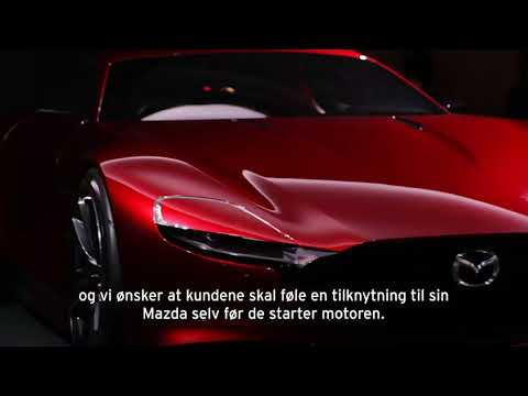 Mazda, Soul Red Crystal - the art of colour