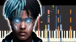 IMPOSSIBLE REMIX - Changes - XXXTentacion - Piano Cover