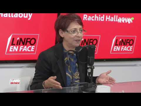 Video : L'Info en Face avec Ouafae Hajji