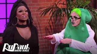 Miz Cracker & Mayhem Miller Are in a Pickle 'Sneak Peek' | RuPaul's Drag Race Season 10