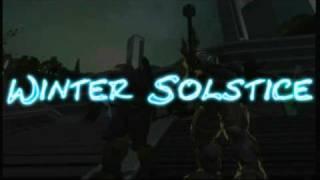 Operation: Winter Solstice Trailer