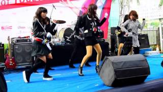 Kamen Rider Girls Project @Bijac no Tanjoiwai 8 Day #1