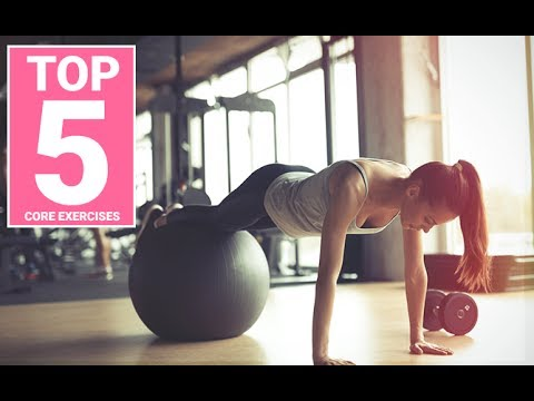 Top 5 Core Exercises (ABS, LOW BACK & OBLIQUES!!)