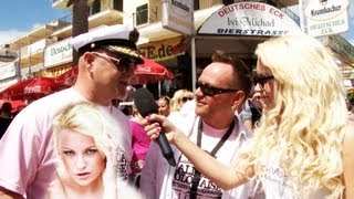 Mallorca - Partykapitäne/DJ Fox und Engel B