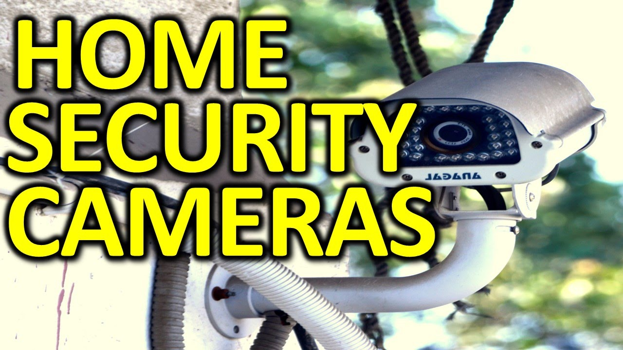Home Security Camera Installation Service Taylor Lake Village TX