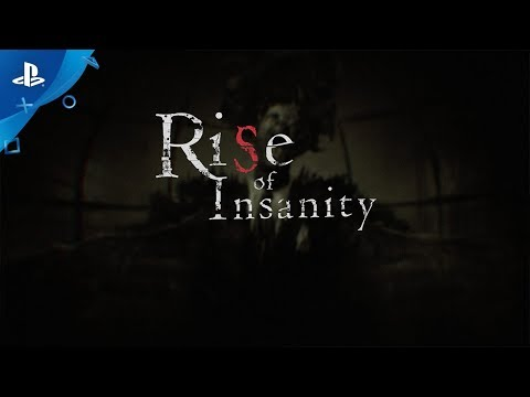 Rise of Insanity - Announce Trailer | PS4, PS VR