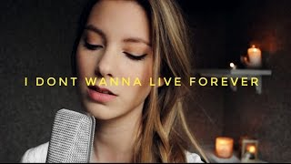 """""""Fifty Shades Darker"""" I Don't Wanna Live Forever - Zayn & Taylor Swift 