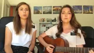 """Sister Larsen and Sister Wallace sing """"Come Thou Fount"""" in French"""