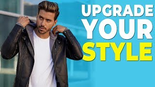 How To Make a BASIC Outfit look AMAZING in 5 Steps | Alex Costa