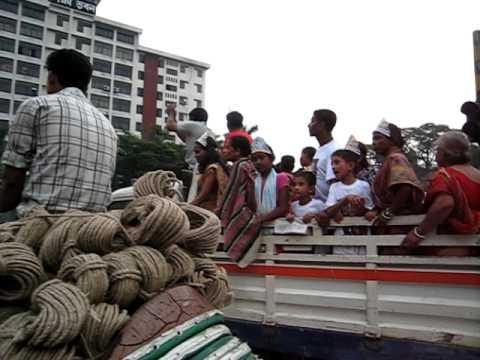 ダッカ市内(Dhaka)