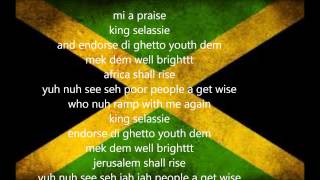 alborosie rastafari anthem lyrics