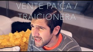 Vente Pa' Ca / Traicionera Cover (Ricky Martin / Maluma / Sebastian Yatra - Martín Tremolada Mashup)