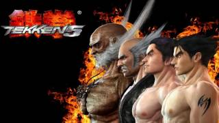 Tekken 5 OST: I Here Now (Extended)