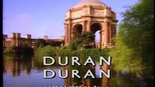 Duran Duran   Intro Tiger Tiger (As The Light Go Down) ARENA