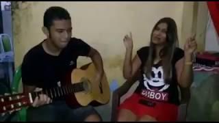 Tô na estrada - Damares ' versao cover ( Rutiele Nascimento cantando )
