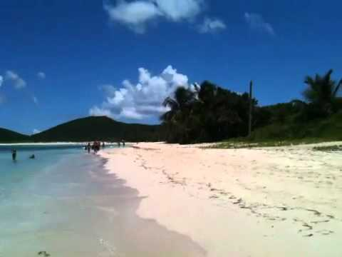 Playa Flamenco Beach