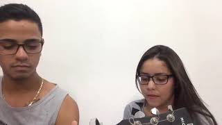 Luan Santana - Amor de interior Feat. Camila Queiroz (COVER)