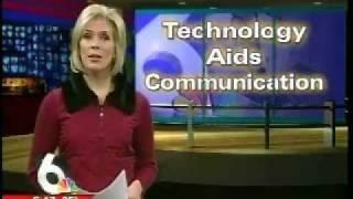 WOWTV - NeuroSwitch Helps Vet Communicate