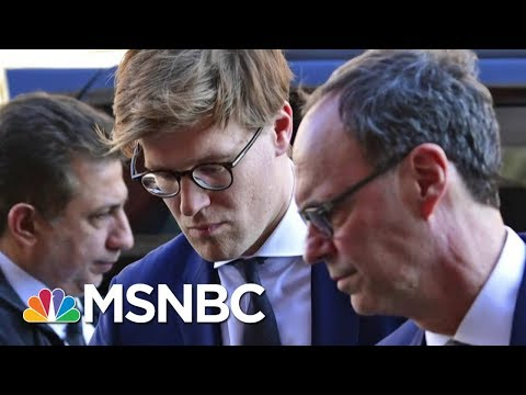 Ari Melber On Latest Russia Guilty Plea In Robert Mueller's Investigation | Velshi & Ruhle | MSNBC
