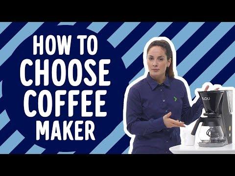 Hvordan vælger du den rigtige kaffemaskine til filterkaffe? Elgiganten forklarer