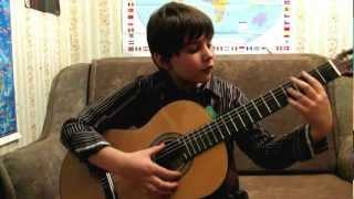 Евгений Башкатов. Две гитары ( Цыганская песня-пляска )