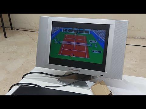 Msx 35 Aniversario Konami Tennis