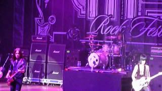 "Kix ""Heartache"" M3 Rock Festival, Merriweather, Columbia 5/11/12 live concert"