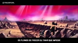 Rap do bardock o lendário super sayajin