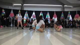 "Twice ""TT"", CLC ""Hobgoblin"" | Cre.ture Crew | Pan Asian Arts Festival 2017 MOA"
