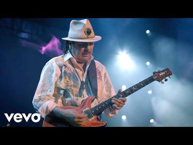 Video en directo de Santana junto a Diego Torres - Amor Correspondido