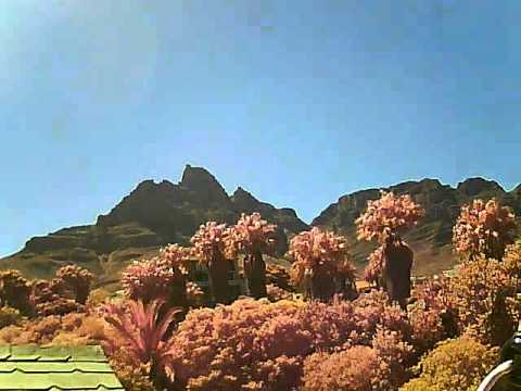 Timelapse Video – Table Mountain – 29/11/2010