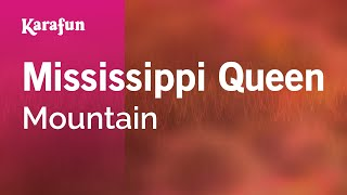 Karaoke Mississippi Queen - Mountain *
