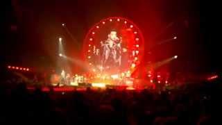 Another One Bites the Dust - Queen + Adam Lambert (Live BOXEN Herning)