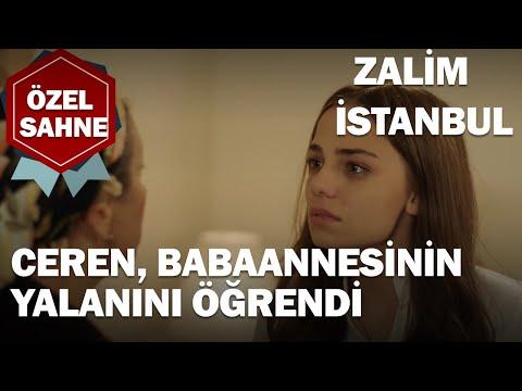 Ceren, Babaannesinin Yalanını Öğrendi! - Zalim İstanbul Özel Klip