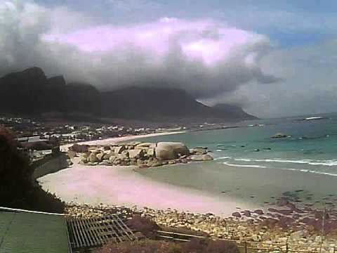 Timelapse Video – Glen Beach & Camps Bay – 04/12/2010