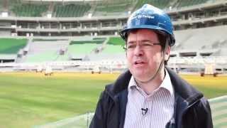 Allianz Parque abre as portas em setembro