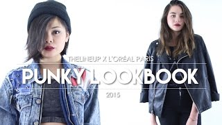 Punky Lookbook
