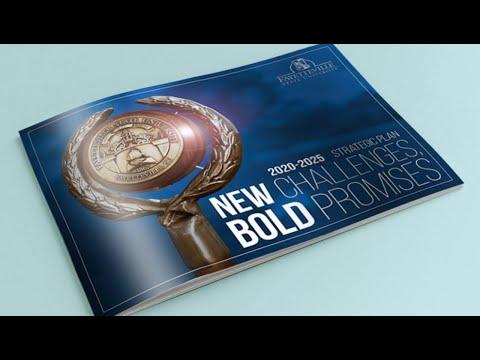 Fayetteville State University, 2020-2025 Strategic Plan: New Challenges, Bold Promises