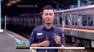 Live Report Dari Stasiun Juanda, Jakarta Pusat Tentang Tarif Progresif - IMS