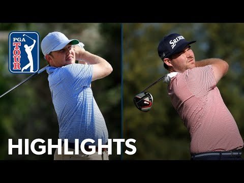 Highlights | Round 1 | The American Express 2020