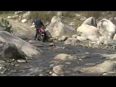 """Biketour 2010 """" Nepal  II """" www.motorbike-tour.com by stephan thiemann"""