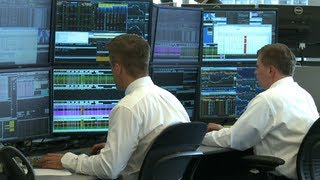 Watch high-speed trading in action