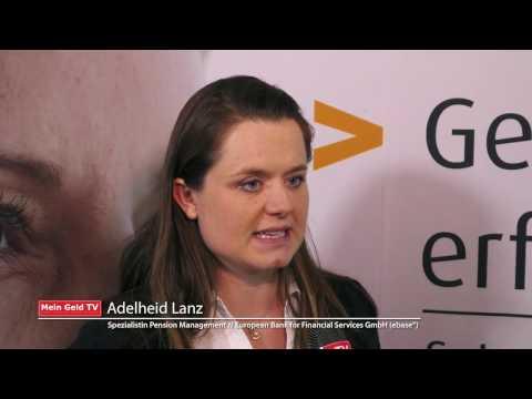 """ebase: Adelheid Lanz über """"Digitalisierung und Spezialisierung"""""""