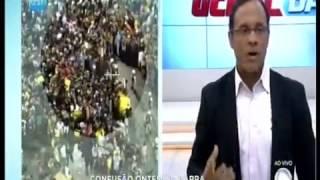 Violencia incio do carnaval 2017 Na Bahia