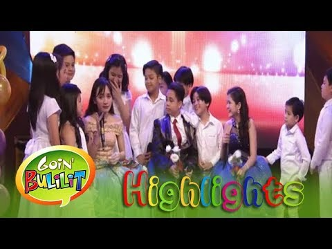 Mutya, JB and Allyson give thanks to their supporters | Goin' Bulilit